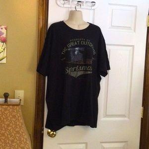 Wrangler Great Outdoors tee shirt